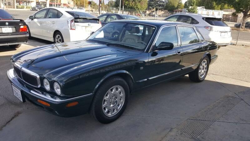 2002 Jaguar XJ-Series for sale in North Hills, CA