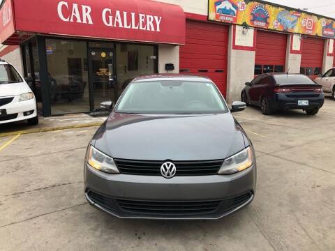 2011 Volkswagen Jetta for sale at Car Gallery in Oklahoma City OK