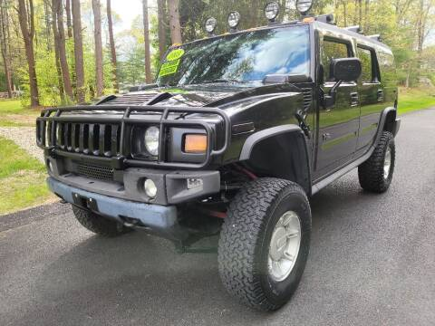 2003 HUMMER H2 for sale at Showcase Auto & Truck in Swansea MA