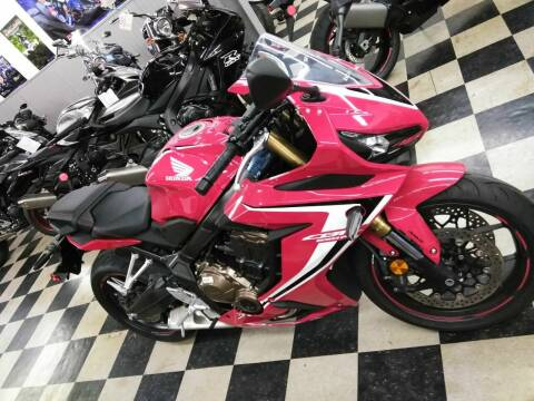 2020 Honda CBR650R for sale at Irv Thomas Honda Suzuki Polaris in Corpus Christi TX
