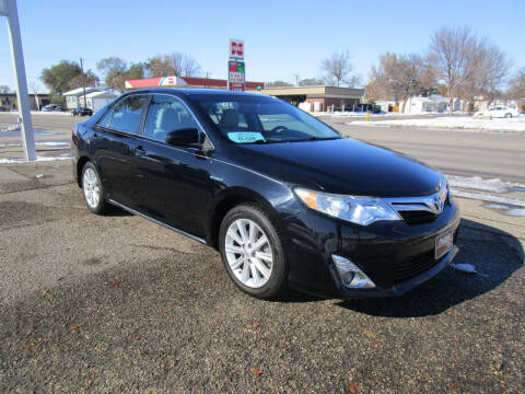 2014 Toyota Camry Hybrid for sale at Padgett Auto Sales in Aberdeen SD