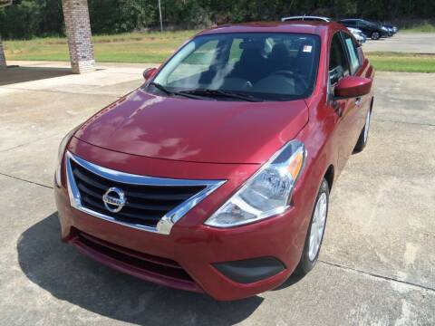 2019 Nissan Versa for sale at Howell Buick GMC Nissan in Summit MS