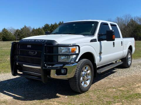 2011 Ford F-250 Super Duty for sale at TINKER MOTOR COMPANY in Indianola OK