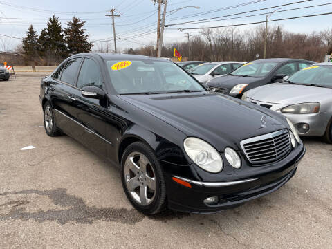 2006 Mercedes-Benz E-Class for sale at I57 Group Auto Sales in Country Club Hills IL