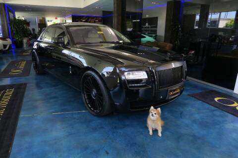2013 Rolls-Royce Ghost for sale at OC Autosource in Costa Mesa CA
