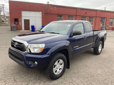 2013 Toyota Tacoma for sale at ENFIELD STREET AUTO SALES in Enfield CT