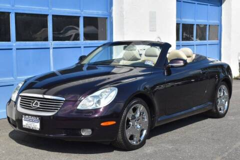 2002 Lexus SC 430 for sale at IdealCarsUSA.com in East Windsor NJ