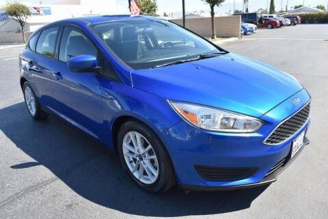 2018 Ford Focus for sale at DIAMOND VALLEY HONDA in Hemet CA