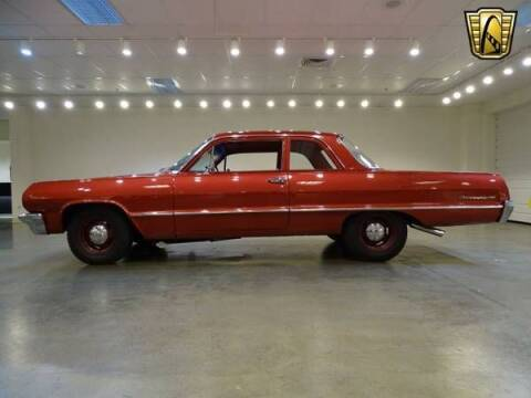 1964 Chevrolet Biscayne for sale at Classic Car Deals in Cadillac MI