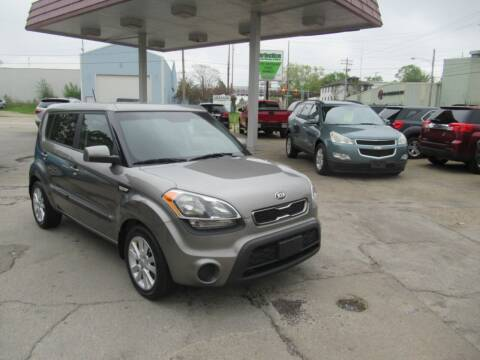 2013 Kia Soul for sale at Perfection Auto Detailing & Wheels in Bloomington IL