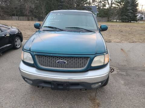 2001 Ford F-150 for sale at All State Auto Sales, INC in Kentwood MI
