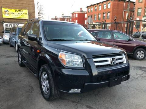2006 Honda Pilot for sale at James Motor Cars in Hartford CT