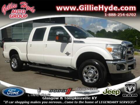 2015 Ford F-250 Super Duty for sale at Gillie Hyde Auto Group in Glasgow KY