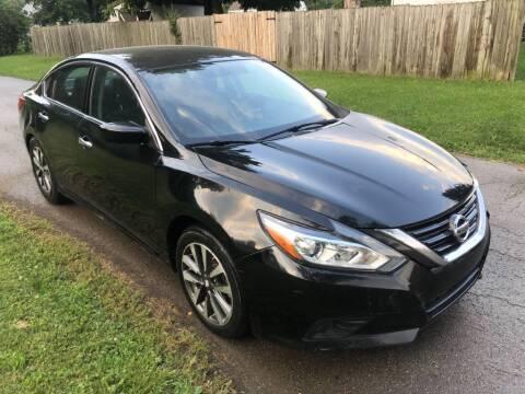 2017 Nissan Altima for sale at Urban Motors llc. in Columbus OH