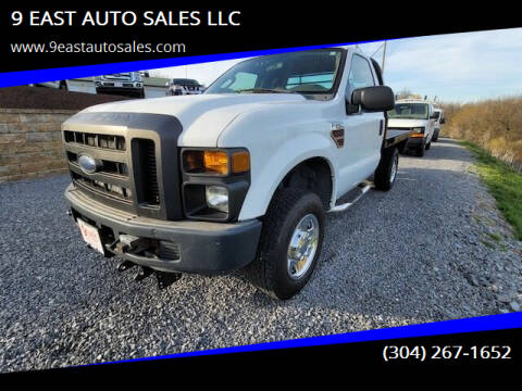 2008 Ford F-250 Super Duty for sale at 9 EAST AUTO SALES LLC in Martinsburg WV