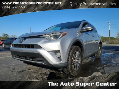 2016 Toyota RAV4 for sale at The Auto Super Center in Centre AL