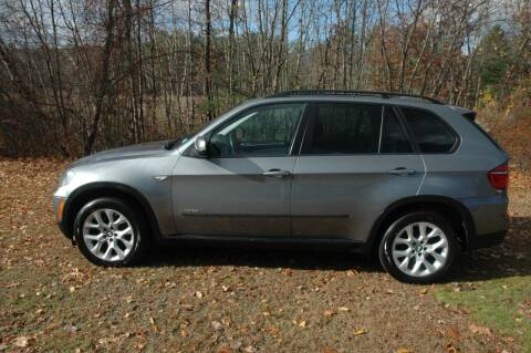 2013 BMW X5 for sale at Bruce H Richardson Auto Sales in Windham NH