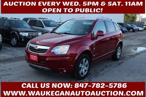 2010 Saturn Vue for sale at Waukegan Auto Auction in Waukegan IL