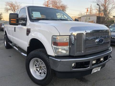 2008 Ford F-250 Super Duty for sale at Stunning Auto in Sacramento CA