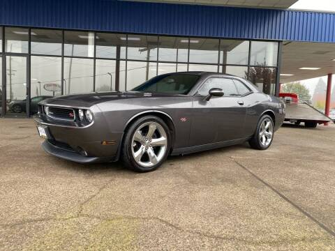 2013 Dodge Challenger for sale at South Commercial Auto Sales in Salem OR