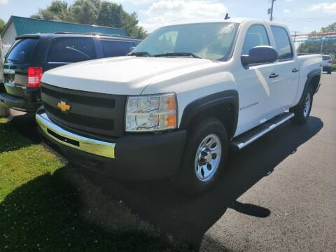 2009 Chevrolet Silverado 1500 for sale at KRIS RADIO QUALITY KARS INC in Mansfield OH