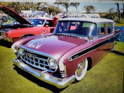 1957 AMC Rambler for sale at Classic Car Deals in Cadillac MI