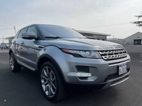 2012 Land Rover Range Rover Evoque for sale at Approved Autos in Sacramento CA