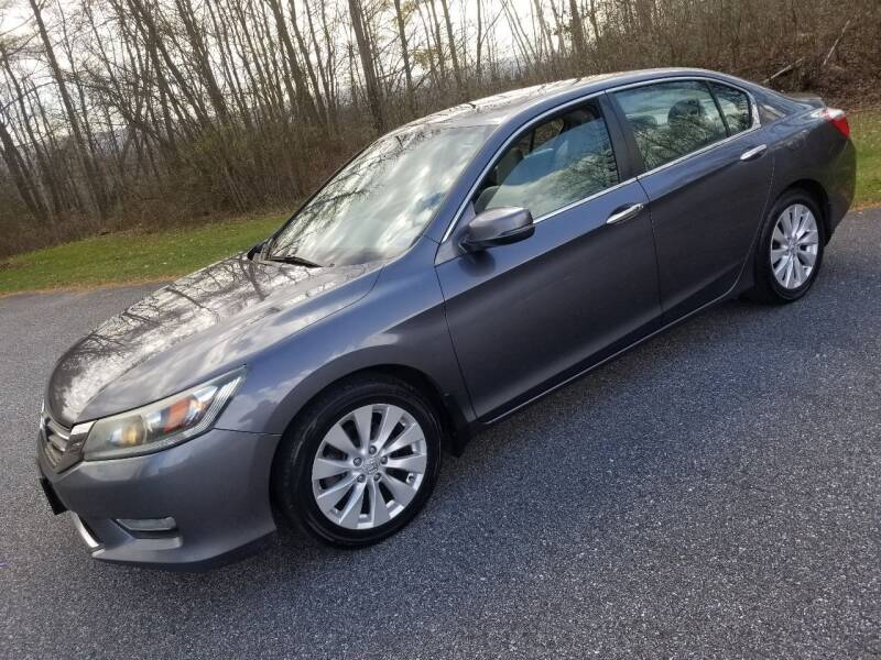 2013 Honda Accord for sale at GMG AUTO SALES in Scranton PA