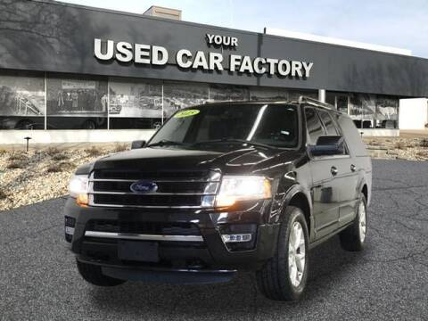 2015 Ford Expedition EL for sale at JOELSCARZ.COM in Flushing MI