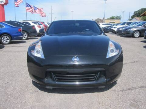 2012 Nissan 370Z for sale at T & D Motor Company in Bethany OK