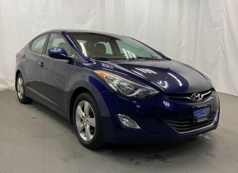 2013 Hyundai Elantra for sale at Direct Auto Sales in Philadelphia PA