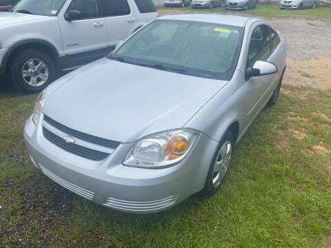 2007 Chevrolet Cobalt for sale at Nash's Auto Sales Used Car Dealer in Milton FL