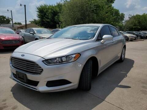 2016 Ford Fusion for sale at Star Autogroup, LLC in Grand Prairie TX