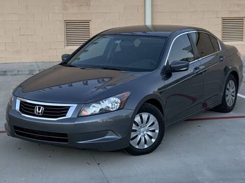 2008 Honda Accord for sale at Executive Motor Group in Houston TX