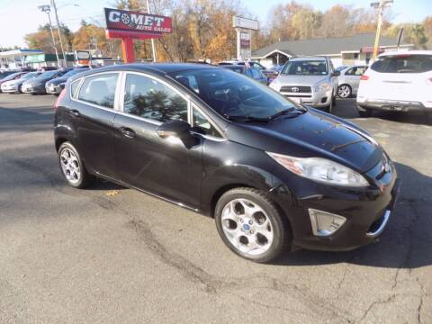 2011 Ford Fiesta for sale at Comet Auto Sales in Manchester NH