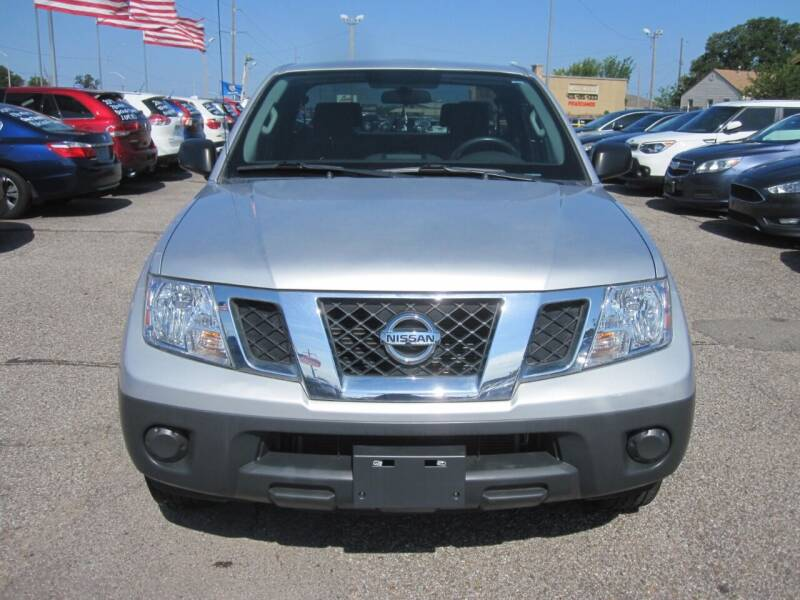 2016 Nissan Frontier for sale at T & D Motor Company in Bethany OK