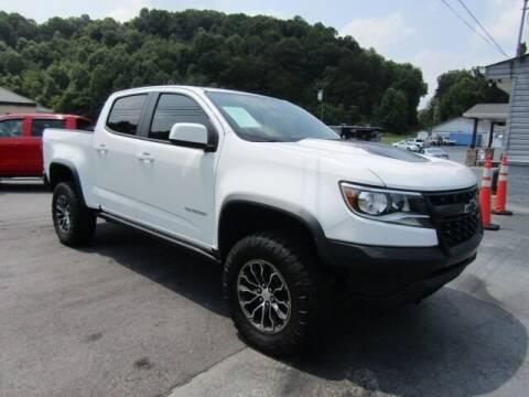2018 Chevrolet Colorado for sale at Specialty Car Company in North Wilkesboro NC