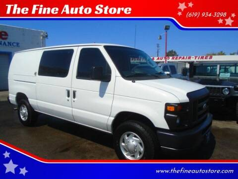 2014 Ford E-Series Cargo for sale at The Fine Auto Store in Imperial Beach CA