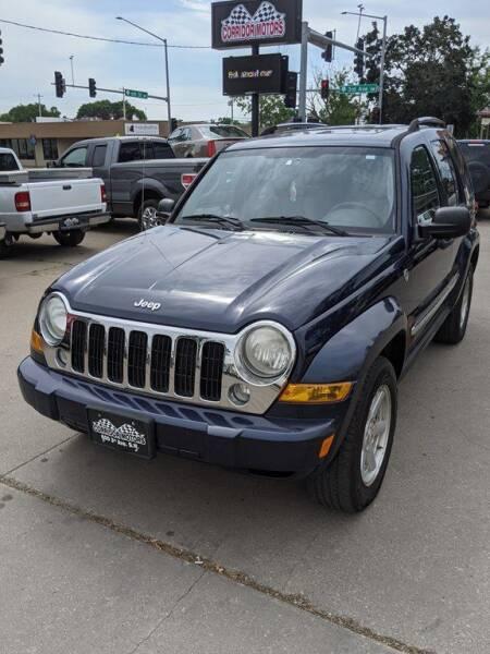 2006 Jeep Liberty for sale at Corridor Motors in Cedar Rapids IA