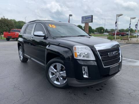2015 GMC Terrain for sale at Integrity Auto Center in Paola KS