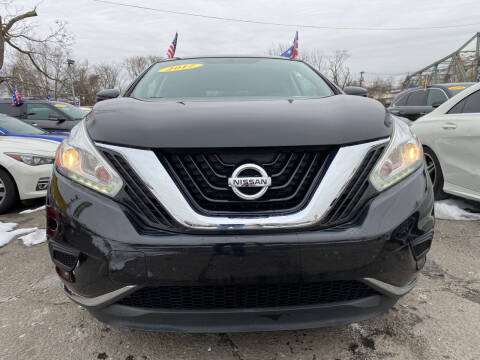 2017 Nissan Murano for sale at Nasa Auto Group LLC in Passaic NJ