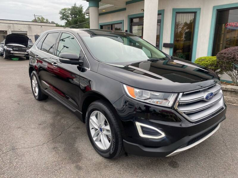 2016 Ford Edge for sale at Autopike in Levittown PA