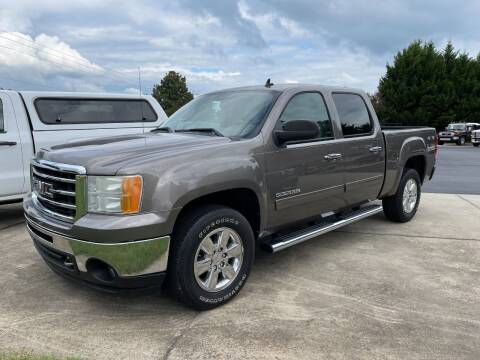 2013 GMC Sierra 1500 for sale at Getsinger's Used Cars in Anderson SC