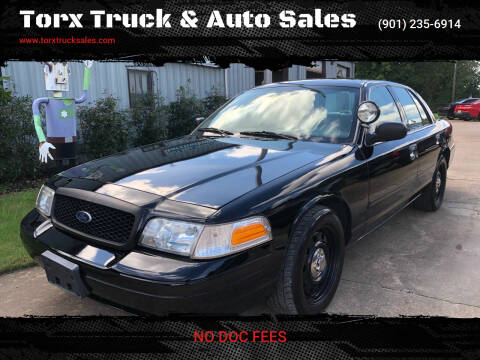2007 Ford Crown Victoria for sale at Torx Truck & Auto Sales in Eads TN