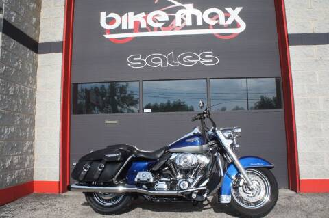 2006 Harley-Davidson Road King Classic for sale at BIKEMAX, LLC in Palos Hills IL