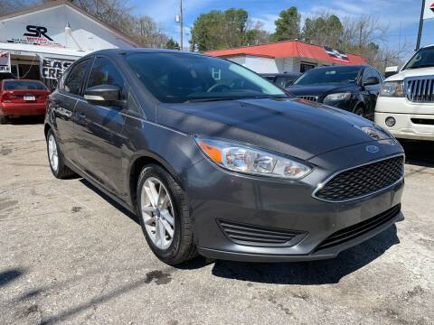 2015 Ford Focus for sale at SR Motors Inc in Gainesville GA