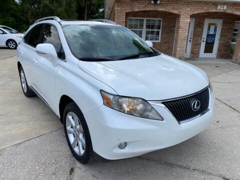 2010 Lexus RX 350 for sale at MITCHELL AUTO ACQUISITION INC. in Edgewater FL