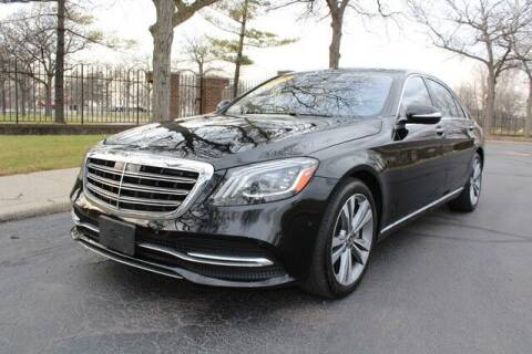 2018 Mercedes-Benz S-Class for sale at Road Runner Auto Sales WAYNE in Wayne MI