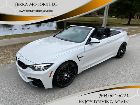2018 BMW M4 for sale at Terra Motors LLC in Jacksonville FL