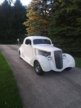 1935 Chevrolet Master Deluxe for sale at Classic Car Deals in Cadillac MI
